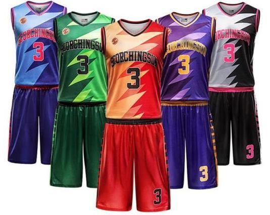 Konveksi Jersey Basket Surabaya